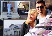 Logodnicul Elenei Udrea e mai bogat cu 200.000 de euro! Adrian Alexandrov şi-a vândut vila din Corbeanca
