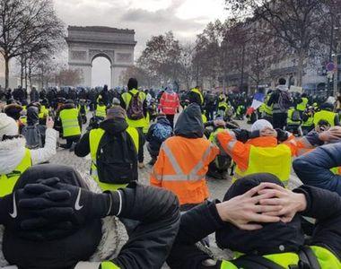 Francezii trec granița la nemți pentru combustibil. Criza din Hexagon se adâncește
