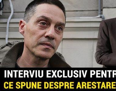 VIDEO | Interviu exclusiv pentru Stirile Kanal D cu fratele lui Radu Mazare