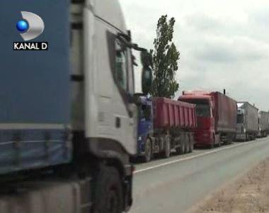 VIDEO | Soferii din Capitala pierd in trafic 9 zile pe an