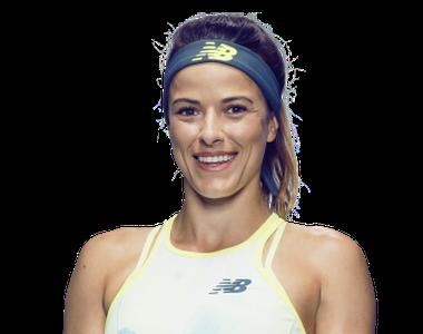 Jucătoarea de tenis Nicole Gibbs suferă de cancer al glandelor salivare