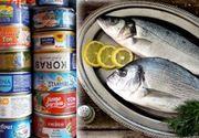 VIDEO. Peste contaminat cu metale grele, adus in Romania