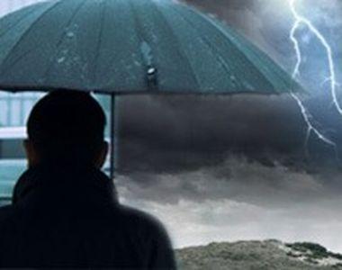 VIDEO   Un nou ciclon periculos va lovi Romania!