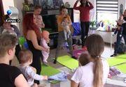 VIDEO | Yoga pentru bebelusi de 6 saptamani. Care sunt beneficiile