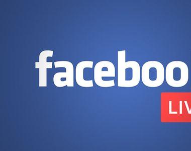 Facebook introduce regul noi pentru utilizatorii care vor sa faca LIVE