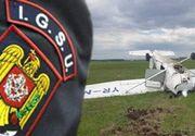VIDEO | Catastrofa aviatica in judetul Buzau. Bilant tragic: 2 morti, dupa prabusirea unui avion de mici dimensiuni