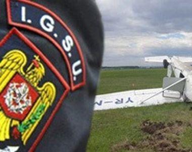 VIDEO | Catastrofa aviatica in judetul Buzau. Bilant tragic: 2 morti, dupa prabusirea...