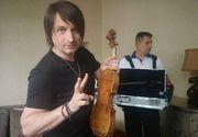 Imagini de senzație cu cel mai cunoscut violonist din lume, Edvin Marton, și vioara de 7 milioane de euro pe care o are