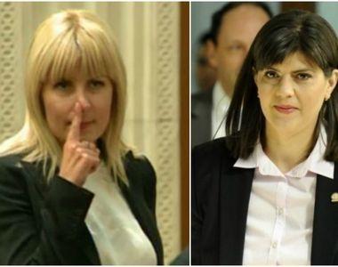 Elena Udrea a afirmat că nu ştia despre relaţia de amor dintre Codruţa Kovesi și...