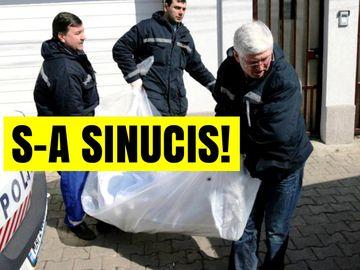 S-A SINUCIS! Vestea cutremurătoare a serii