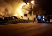 VIDEO   Motivul halucinant pentru care un bărbat a incendiat șase  autoturisme