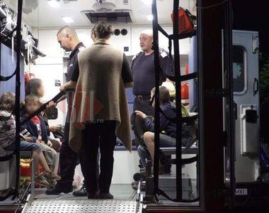 VIDEO | Sapte frati, lasati nesupravegheati acasa, au ajuns de urgenta la spital dupa...