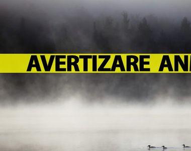 ALERTĂ METEO: Instabilitate atmosferică în aproape toată ţara, începând de astăzi până...