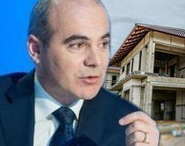 Rareș Bogdan a investit un sfert de milion de euro într-o casă și nu știe dacă va locui...