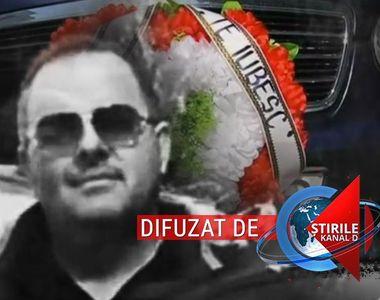 VIDEO | Imagini dureroase de la înmormântarea afaceristului mort în accidentul aviatic!...
