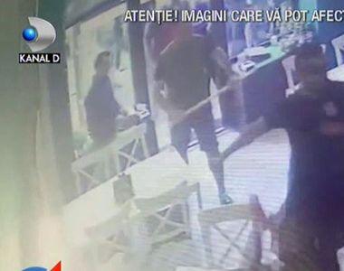 VIDEO | Bătaie între suporteri la Craiova!  S-au impartit pumni și picioare