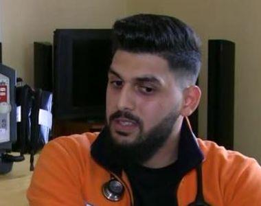 VIDEO | Ahmed, studentul care salveaza vieti
