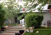 VIDEO | Explozie la sediul unei banci din Bucuresti. Hotii au fugit cu 350.000 de lei