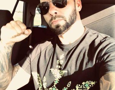 """Suporterii i-au vandalizat maşina lui Giani Kiriţă: """"Nu mai puteam să ieşim"""""""