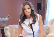 Ea este prezentatoarea tv care îl plânge pe Florian Walter! Rebecca a fost căsătorită cu afaceristul, cu care are doi copii FOTO