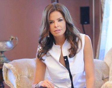 Ea este prezentatoarea tv care îl plânge pe Florian Walter! Rebecca a fost căsătorită...