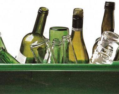 VIDEO | Garantia pe sticle, greu de recuperat. Filmare cu camera ascunsa