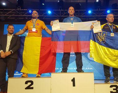 Ion Oncescu a cucerit aurul la Campionatele Europene de Skandenberg! Performanță uriașă...