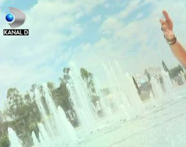 VIDEO | Dana Savuica, vacanta de sultana in Turcia