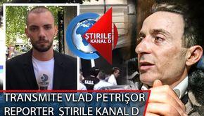 VIDEO | Primele imagini cu Radu Mazare la Înalta Curte de Casaţie şi Justiţie