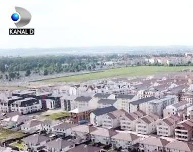 VIDEO | Orasele care cresc spre munte