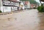 VIDEO | Viiturile si grindina au facut ravagii in Europa