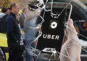 VIDEO | Soferii de Uber, vanati de taximetristi sub acoperire