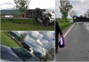 Tragedie în Mureș! Două persoane au murit într-un cumplit accident