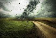 ANM: Ploi torenţiale, descărcări electrice, intensificări ale vântului şi grindină, până vineri seară