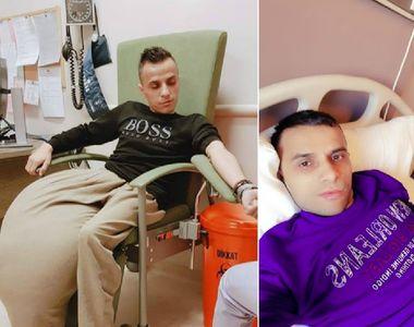 Constantin Preda a murit! Tânărul cu tumoare de 20 de kilograme pe picior s-a stins de...