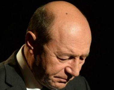 S-a operat Traian Băsescu? Fostul președinte a încasat 17.500 euro de la o companie...