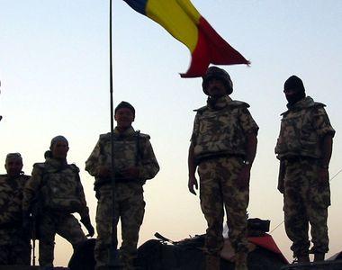 Cinci militari români au fost răniţi în Afganistan