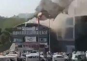 Tragedie într-un mall din India! 20 de oameni au murit arși de vii