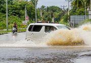 Echipele Apa Nova au gestionat, după ploaia torenţială de vineri, peste 350 de cazuri de acumulări de apă pe stradă sau în subsoluri