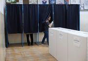 Prezenţă la ora 11:00 - 10,79 % la alegerile europarlamentare; 8.84 % la referendum