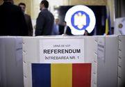Prezenţă la ora 12:00 - 15,06 % la alegerile europarlamentare; 12,42% la referendum