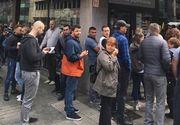 VIDEO   Secțiile de votare din Europa au fost pline de români încă de dimineața