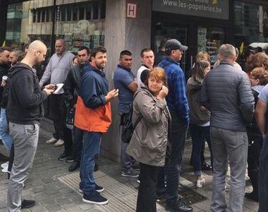 VIDEO | Secțiile de votare din Europa au fost pline de români încă de dimineața