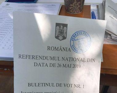 BEC a decis! Sunt sau nu valide buletinele de vot cu ștampila pe prima pagina? Sute de...