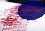 Cutremur puternic cu magnitudinea cuprinsă între 7,5 şi 8 în pădurea amazoniană din nordul Peru, resimţit în Ecuador, Columbia şi Venezuela