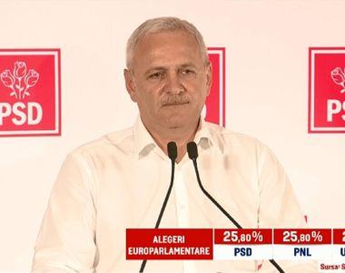 """Liviu Dragnea: """"Propun ca analiza pentru candidatul la Preşedinţie să fie între..."""