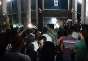Confruntări cu mascații la Ambasada României din Cipru