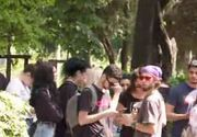 VIDEO | Puhoi de oameni la vot. Au fost cozi pana in strada
