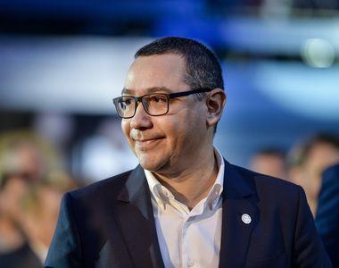 """Ponta, după condamnarea lui Dragnea: """"Acest om orbit de trufie şi răutate a tras..."""