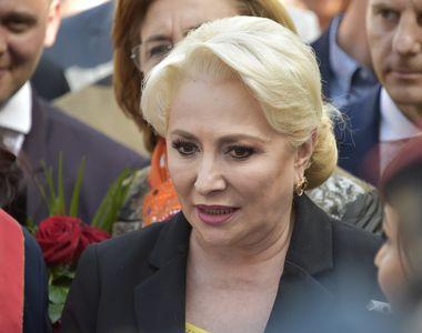 """Viorica Dăncilă, declarație de presă: """"Mâine am convocat BPN şi CEx al PSD. Nu îmi..."""